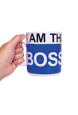 Mugg, I am the Boss XL