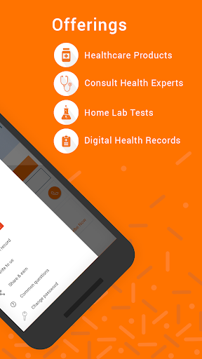 Medlife - No. 1 Online Pharmacy & Healthcare App screenshot 3