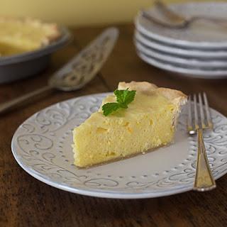 Orange and Lemon Pie