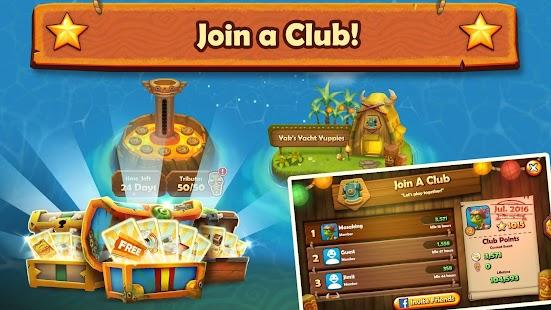 Treasure Island Players Club Free Play