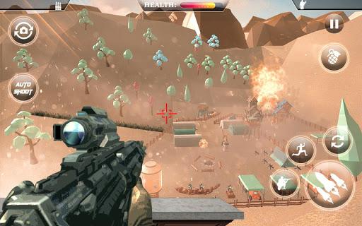 Call of Sniper WW2 Blocky: Final Battleground V2 1.1.1 screenshots 16