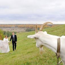Wedding photographer Vladimir Dmitrovskiy (vovik14). Photo of 15.11.2017