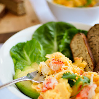 Crab Scrambled Eggs Recipes