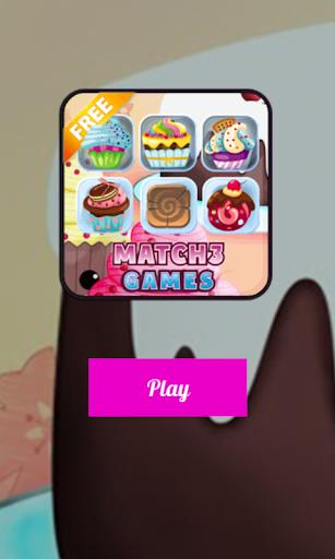 Crush Cake Mania Match Puzzle