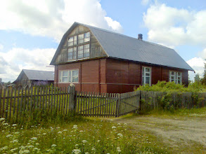 Photo: Uudempaa asuinrakentamista