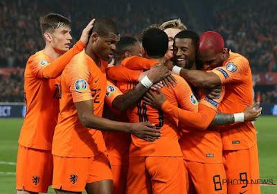 Hoe was het in de andere groepen? Vlotte overwinningen voor Duitsland en Nederland, Wales gaat naar het EK