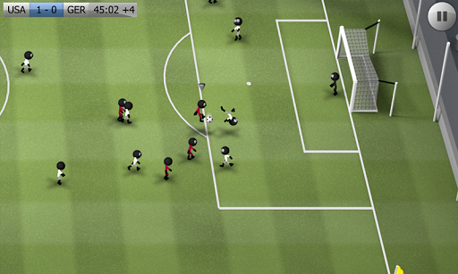 Stickman Soccer - Classic screenshot 13