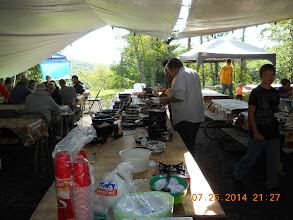 Photo: Saturday Breakfast 2014