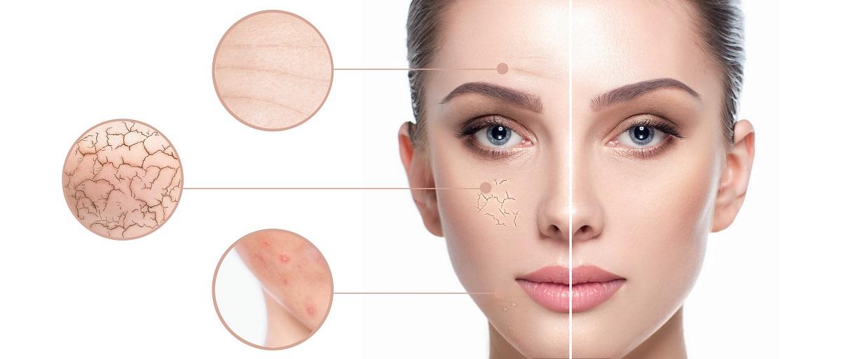 Антивозрастные средства по типу кожи