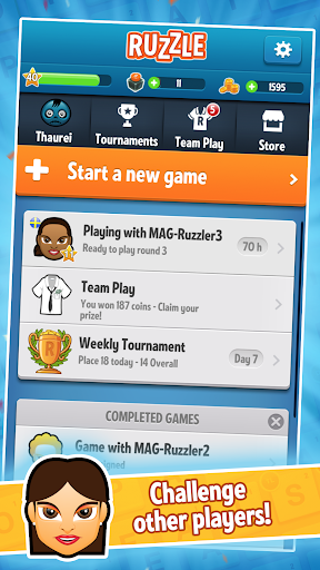 Ruzzle Free 2.5.8 screenshots 2