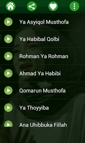 Download Lagu Sholawat Nissa Sabyan MP3 Offline APK latest
