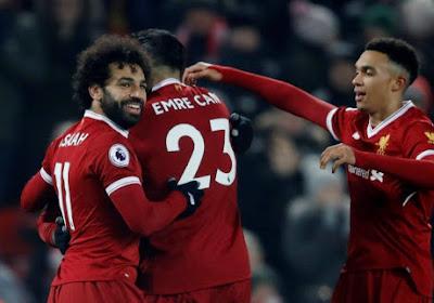 Liverpool surclasse City, Barcelone plus réaliste que la Roma