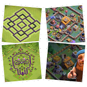 App Maps for Clash of Clans - Town Hall & Builder Hall APK for Windows Phone