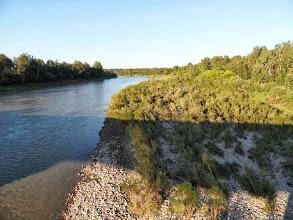 Photo: Der Red Deer river in Red Deer