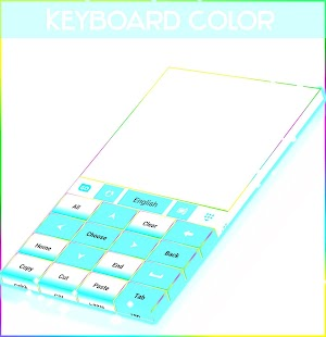 Color Keyboard- screenshot thumbnail