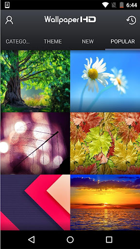 Backgrounds (HD Wallpapers) 2.6.0 screenshots 6