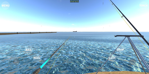 Sea Fishing Simulator - Cod, Bass, Plaice