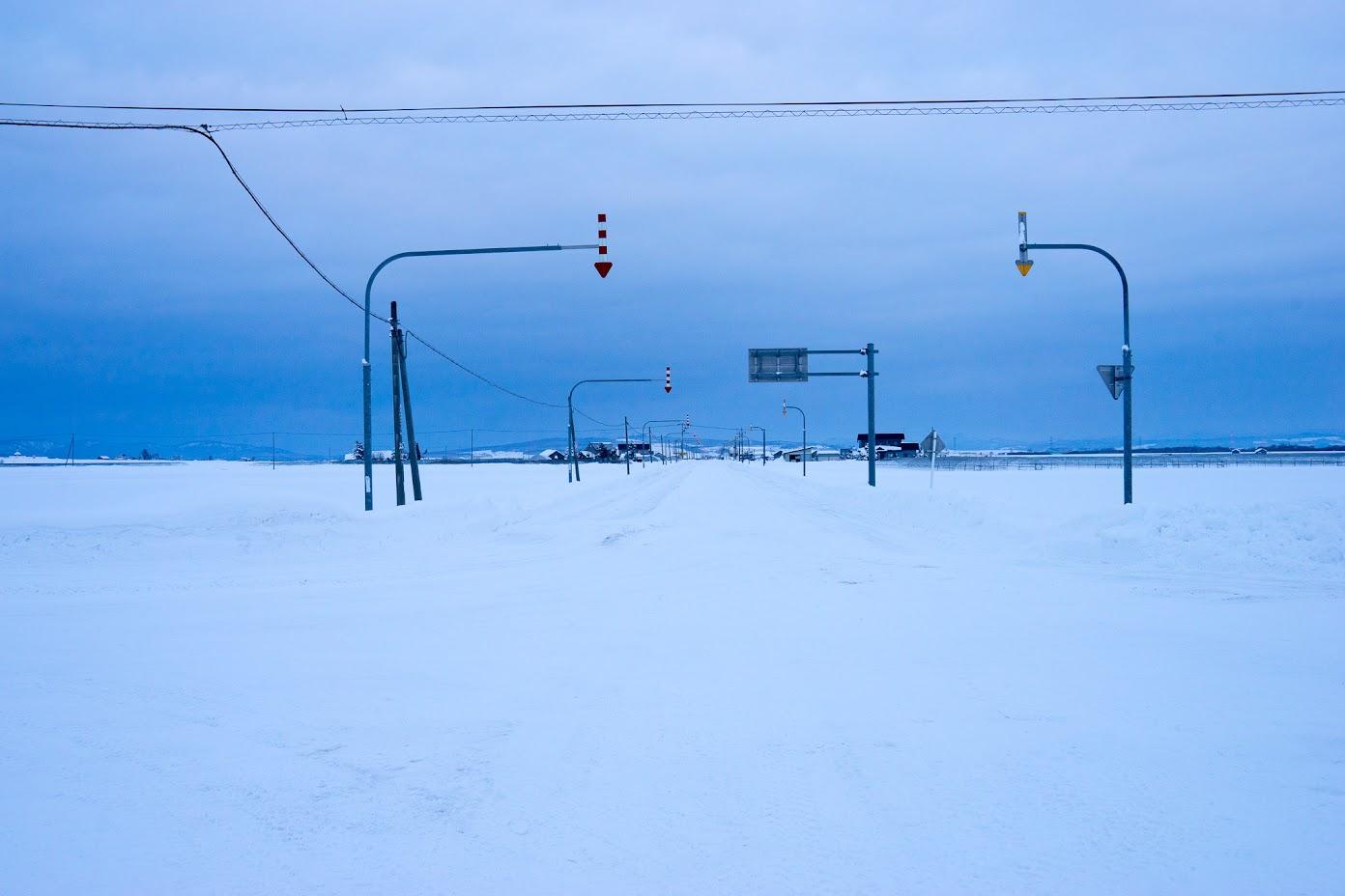 北竜町の町道