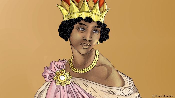 rainhas africanas