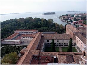 Photo: Isla de San Giorgio Maggiore. Venecia. http://www.viajesenfamilia.it