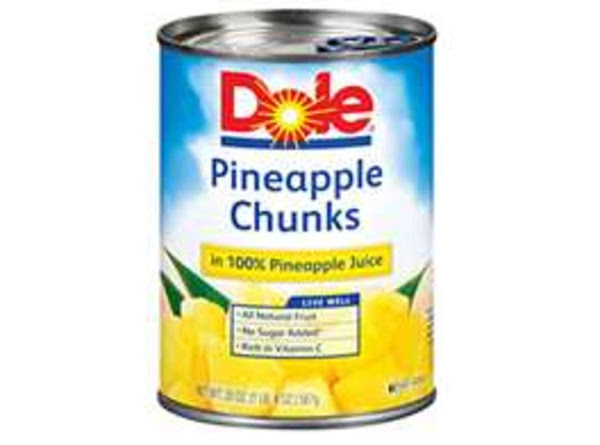 Uses For Pineapple Juice From A Can Recipe
