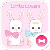 Rabbit Theme-Little Lovers-