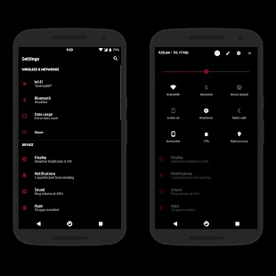 [substratum] Magpie Reborn- screenshot thumbnail
