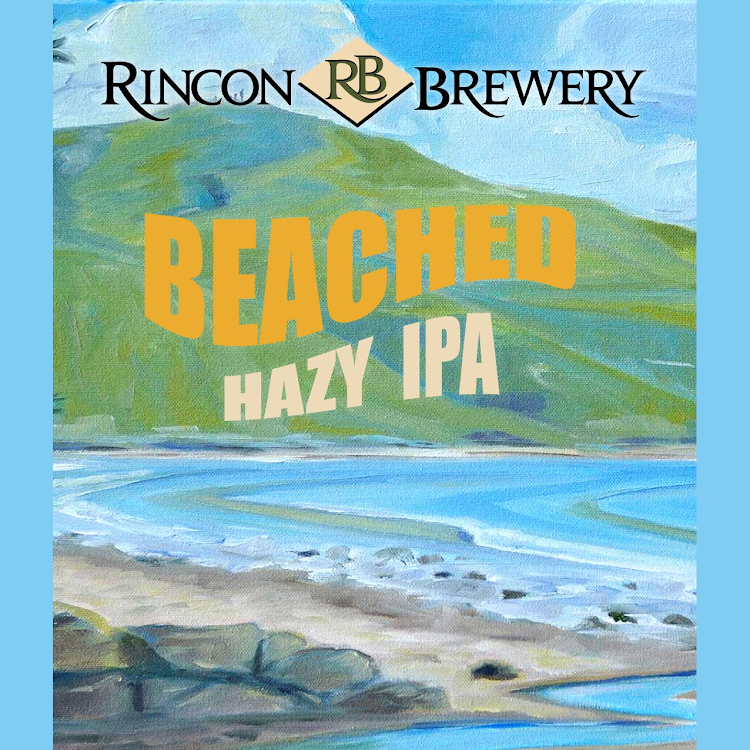 Logo of Rincon Beached Hazy IPA #12