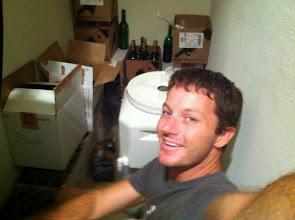Photo: Wine Closet Update