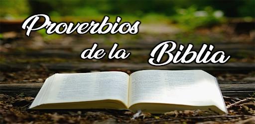 Proverbios Bíblicos Frases Y Biblia Aplicações No Google Play