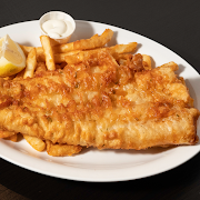 Cod Fish & Chips
