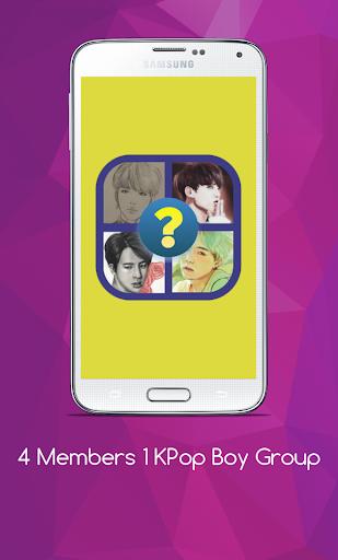 4 Members 1 KPop Boy Group 3.4.6z screenshots 3