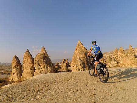 Велотур по Каппадокии