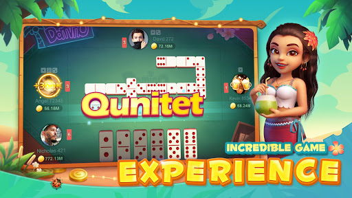 Higgs Domino Island-Gaple QiuQiu Poker Game Online  screenshots 2