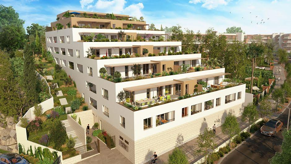 Nouvelle résidence dans le quartier Hôpitaux Facultés