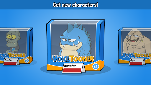 VoiceTooner - Voice changer with cartoons screenshot 4