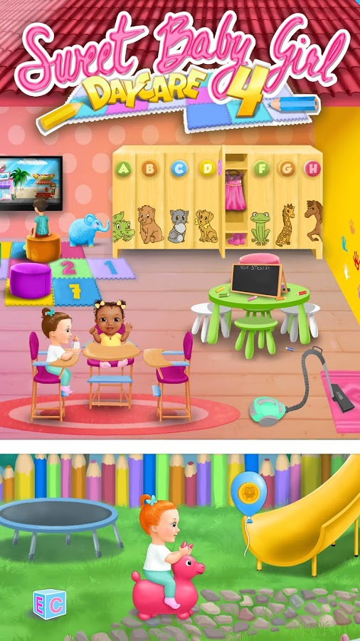 Sweet Baby Girl - Daycare- screenshot