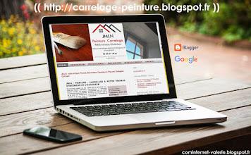 Photo: {http://carrelage-peinture.blogspot.fr - ei.jmln@free.fr - 06 60 31 18 65} PEINTRE CARRELEUR DECORATEUR QUIMPER JMLN : PEINTURE - CARRELAGE & PETITS TRAVAUX D'INTÉRIEURS ET D'EXTÉRIEURS #Blogger #Google #SMO #Blogging #SEO