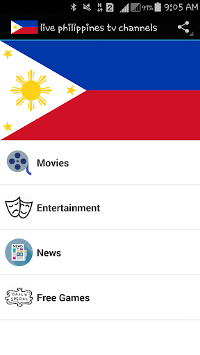 Live Philippines TV Channel