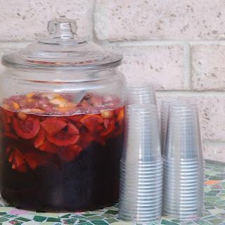 Classic Lusty Red Sangria Recipe
