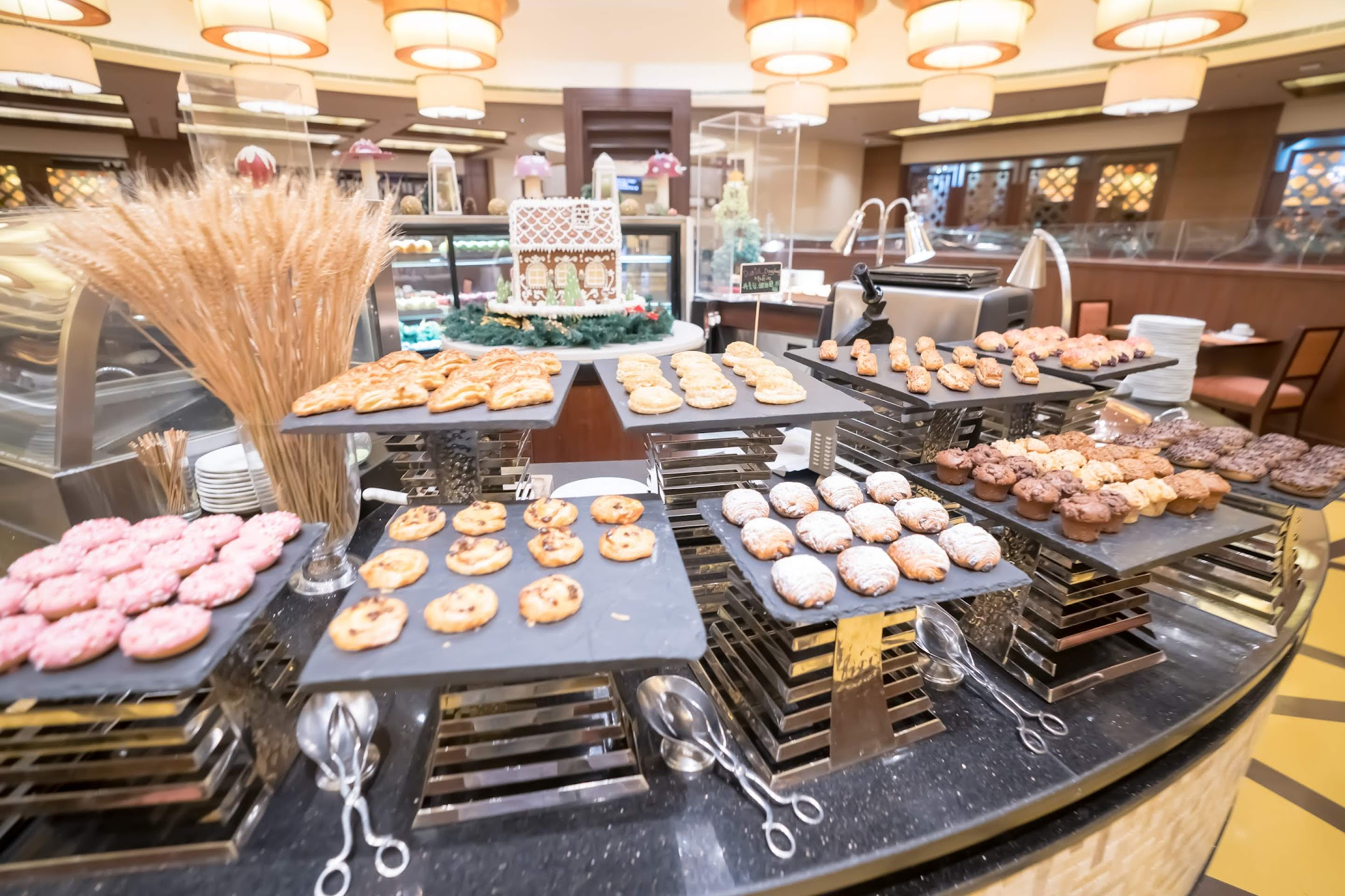 Sands Cotai Central Grand Orbit breakfast7