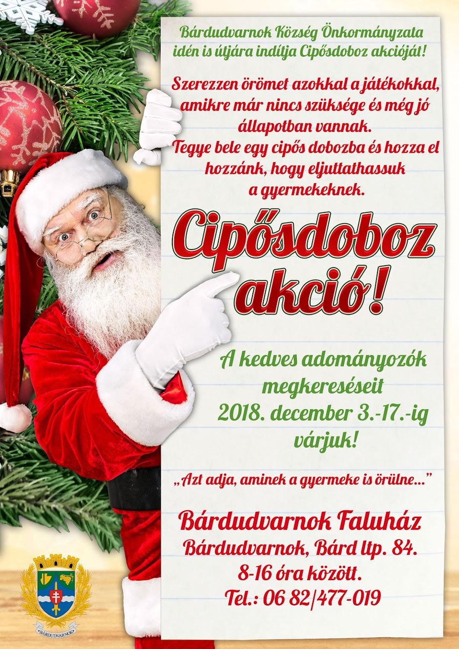 Cipősdoboz 2018