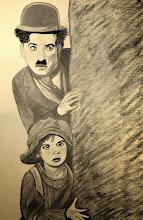 Photo: Charlot and the Kid