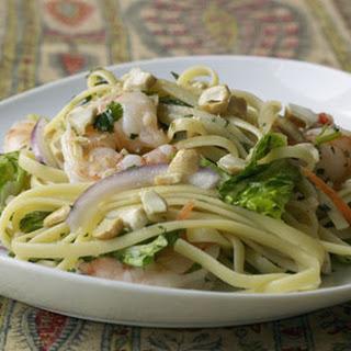 Thai Shrimp Salad with Spicy-Sour Dressing