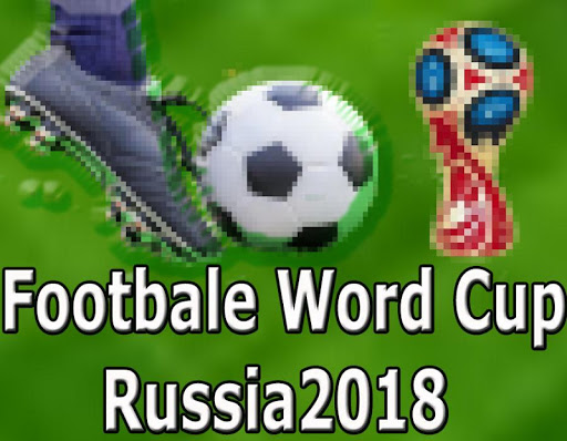 Football World Cup Russia 2018