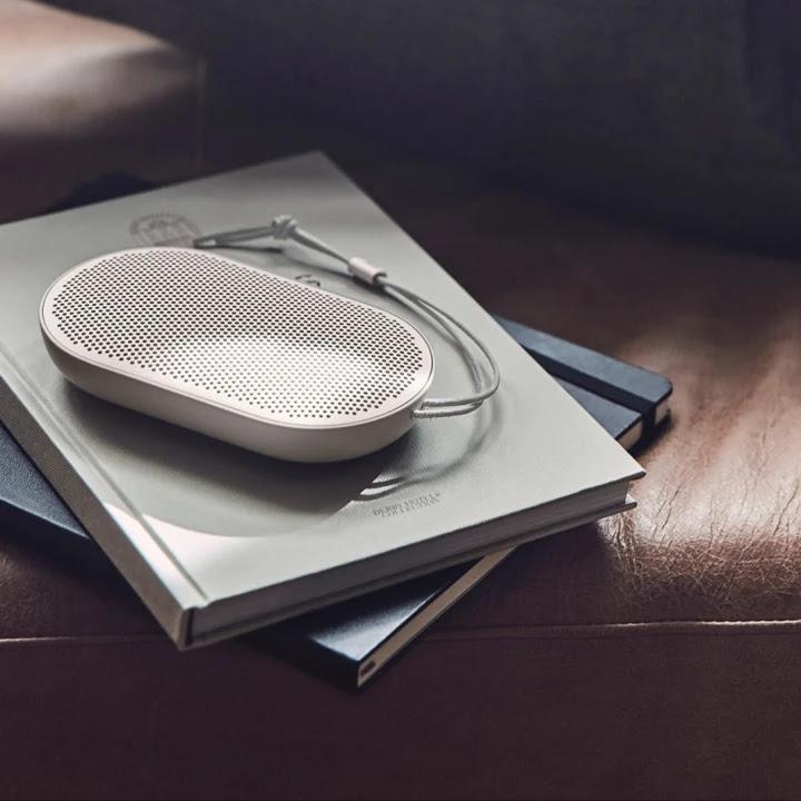 Altavoz bluetooth Beoplay P2 para calidad de sonido