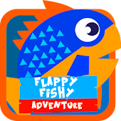 Flappy Fish Adventure