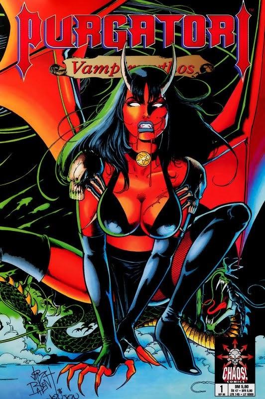 Purgatori: Vampirmythos (1998) - komplett