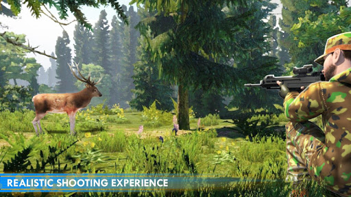 Hunting Games - Wild Animal Attack Simulator screenshots 5