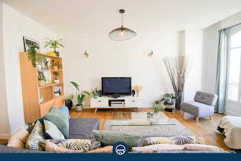 Appartement 2 pièces 71,75 m2